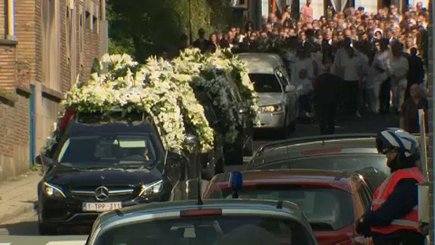 Eltemették a Liege-i terrortámadás legifjabb áldozatát