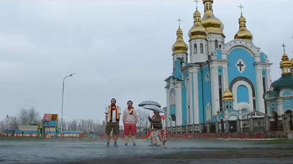Lufthansa drops Russia World Cup advert filmed in Ukraine