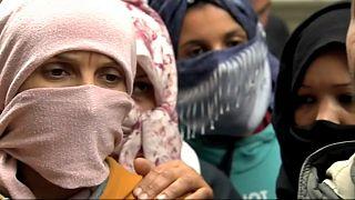 Denuncias de abusos sexuales en las fincas de fresas de Huelva