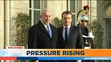 Nuclear Fallout: Israeli PM visits France to push President Macron to abandon Iran deal