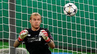 El portero del Liverpool sufrió una conmoción cerebral por choque con Ramos