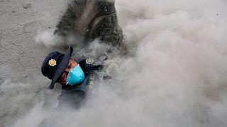 69 morti e centinaia di dispersi nell'eruzione vulcanica in Guatemala
