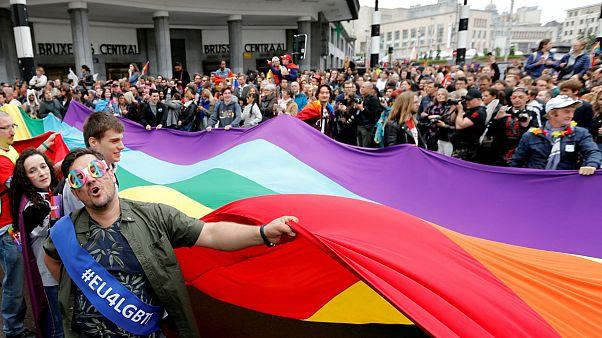 Comunidade homossexual tem mais uma vitória em Bruxelas