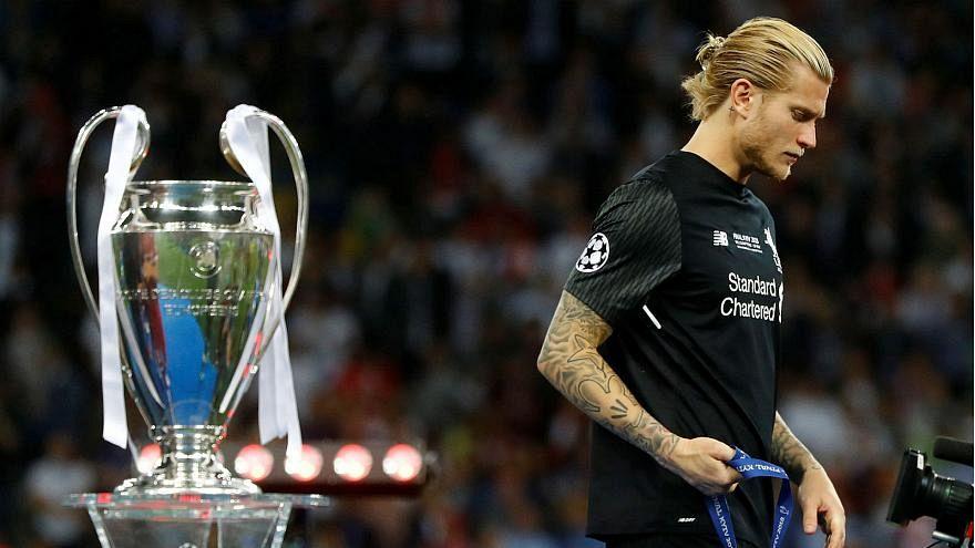 Liverpools Torwart Karius spielte CL-Finale mit Gehirnerschütterung