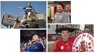 Rusia 2018: conoce a los Superfans