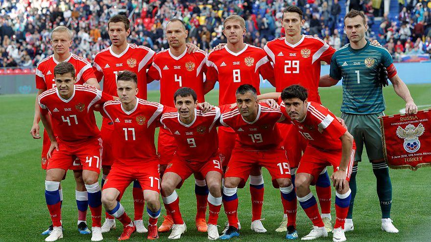 Coupe du monde 2018 : le kit du supporteur russe