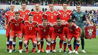 Russlands Nationalmannschaft