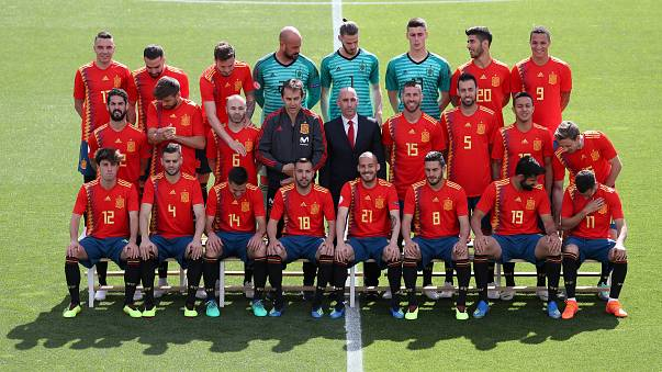 World Cup Russia 2018: how to follow Spain
