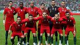 L'équipe de football du Portugal