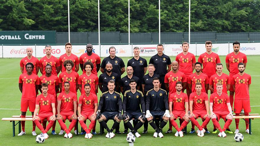 World Cup Russia 2018: How to follow Belgium