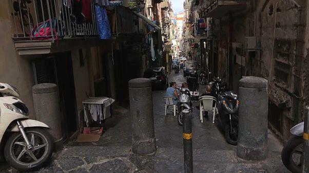 Viaje al corazón del barrio español de Nápoles