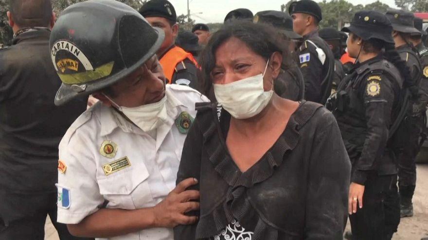 Volcanologist warns of deadly mudslides in Guatemala