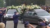 Végső búcsú a Liege-i rendőr áldozatoktól
