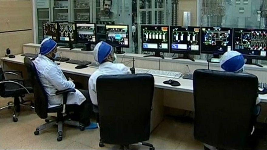 Irán felgyorsítja az atomprogramot