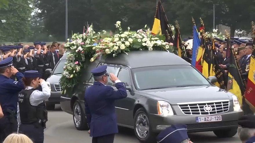 Beisetzung der Terror-Opfer in Lüttich
