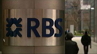 Британское правительство продает акции RBS