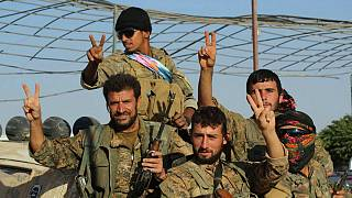 شبه نظامیان گروه «یگان های مدافع خلق»
