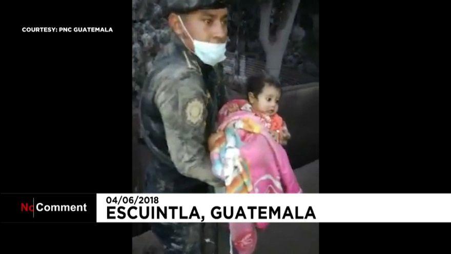Un bébé miraculé au Guatemala