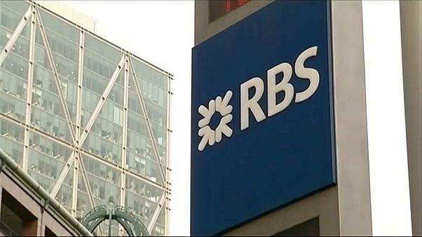 Britische Regierung verringert Beteiligung an Royal Bank of Scotland