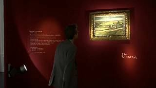 Картина Ван Гога ушла с молотка