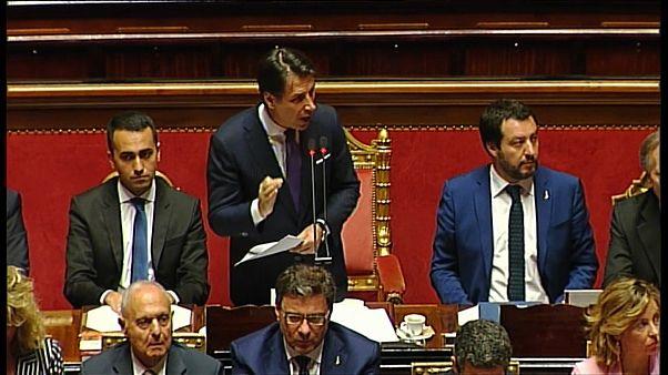 Убедил ли Конте Сенат Италии?