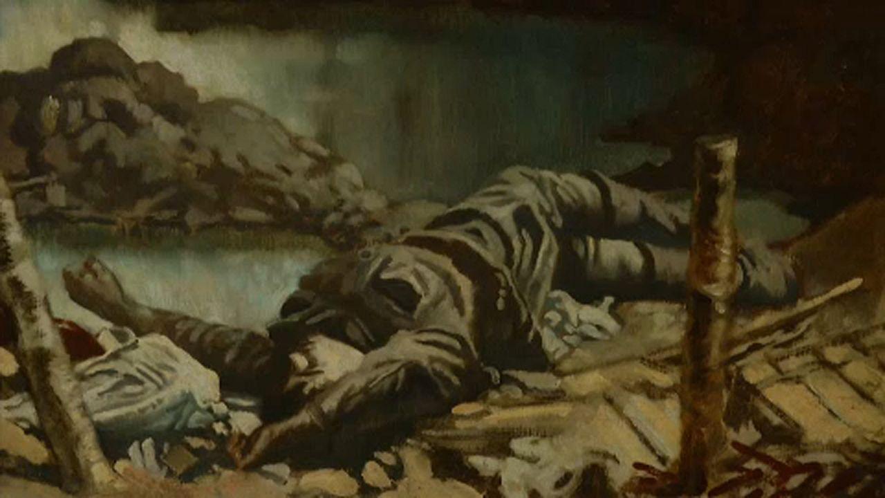 A háború hatása a művészekre