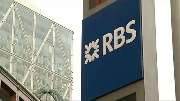 A brit állam eladta a RBS-ban birtokolt tulajdona egy részét