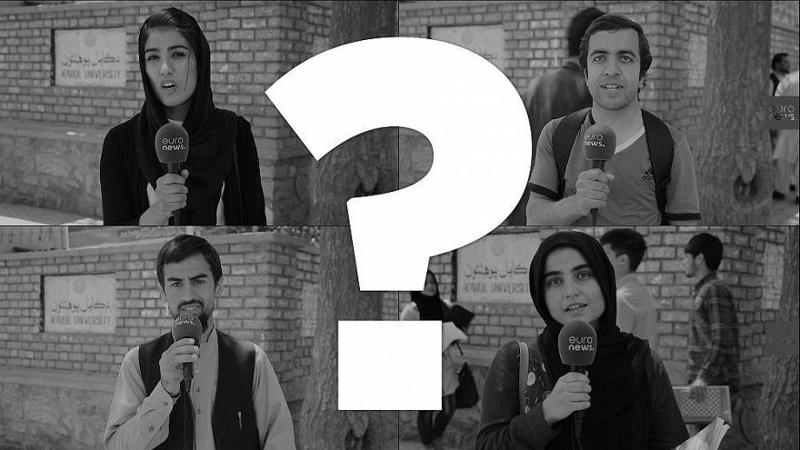 Genç Afganlara ABD, Taliban, intihar saldırıları ve ülkenin geleceğini sorduk