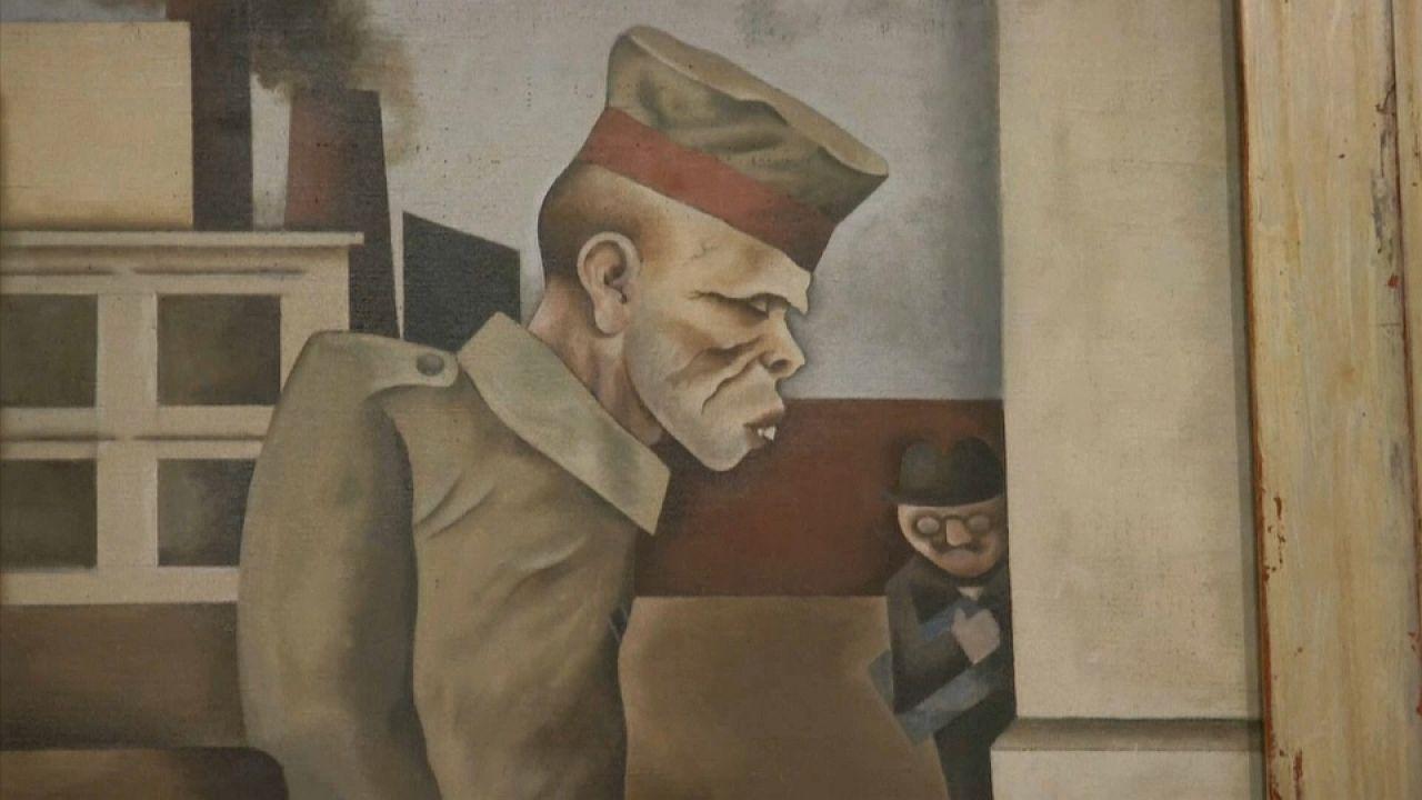 L'impact de la guerre à la Tate Modern