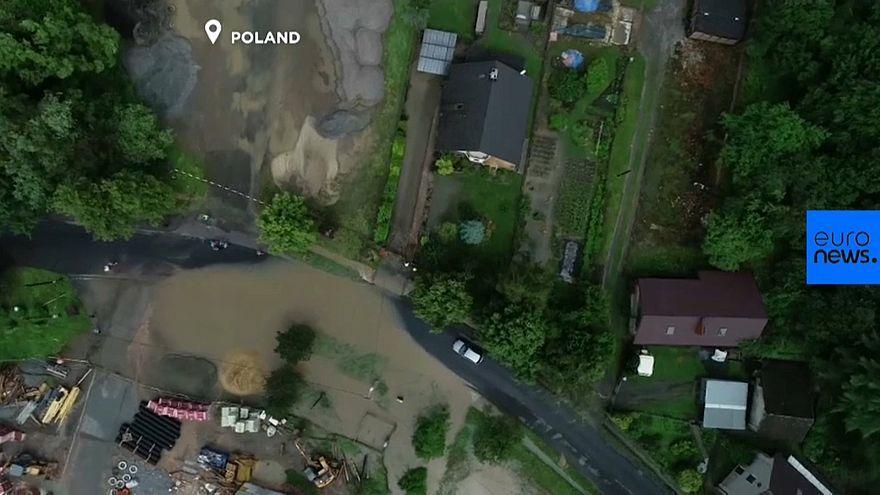 Vídeo: Junio marcado por las inundaciones en toda Europa