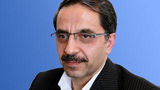 السفير الإيراني لدى الاتحاد الأوروربي بيمان سعادت