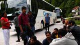 La nuova rotta dei migranti attraverso i Balcani