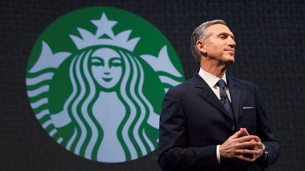 Patrão da Starbucks abandona a empresa