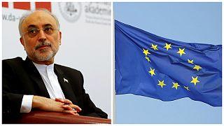 واکنش اروپا به تصمیم ایران برای بالا بردن ظرفیت غنی سازی اورانیوم
