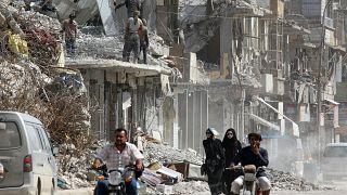 Syrie : les crimes de guerre de la coalition internationale