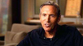 Starbucks-Chef Schultz: Macht er's wie Trump?