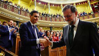 PSOE revela ministros e Rajoy deixa PP