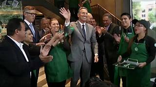 Schultz, da Starbucks alla Casa bianca?