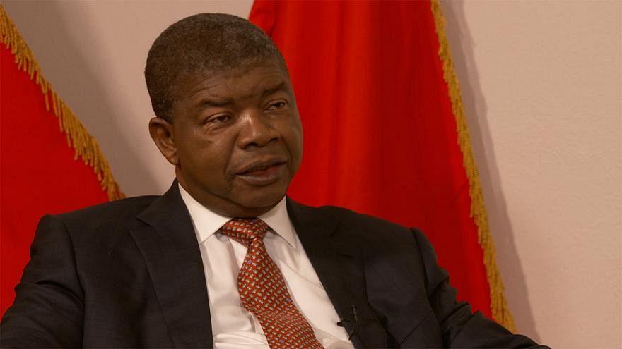 Intervista al nuovo Presidente dell'Angola
