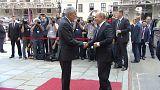 Visita a Vienna del presidente russo Putin