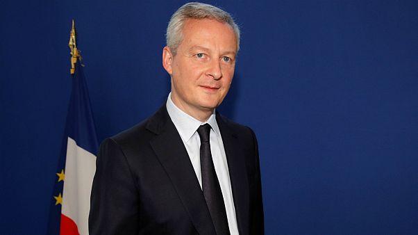 برونو لومر وزیر اقتصاد فرانسه خواهان روشن شدن سریعتر تکلیف شرکت های اروپایی