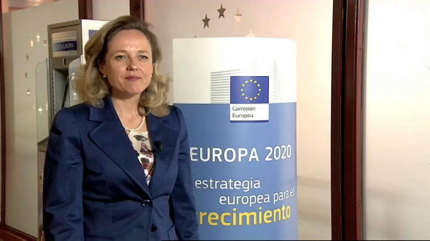 Nadia Calviño, el otro as en la manga de Sánchez para conquistar Europa