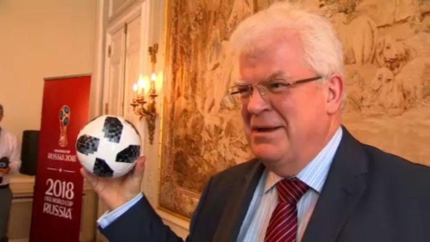 Russland bereit für frohe WM - mit allen Mitteln