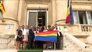 Casamentos Gay com mesmos direitos de residência na UE