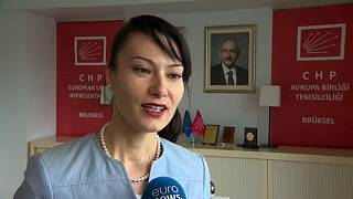 CHP Brüksel Temsilcisi Sevinç: Ülkemizin refahı için AB reformlarını savunuyoruz