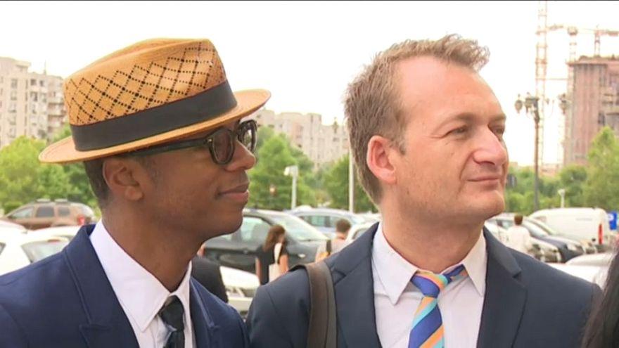 Gay Romanian-American couple win EU residency rights