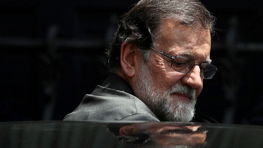 Rajoy war seit 2004 Vorsitzender der spanischen Volkspartei.