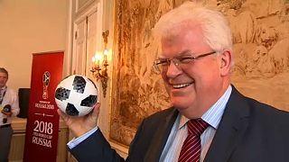 Mondiali: la Russia manda messaggi di pace all'Ue