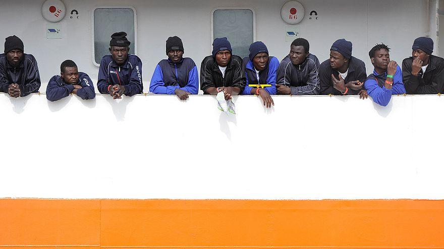 Little EU solidarity on migration