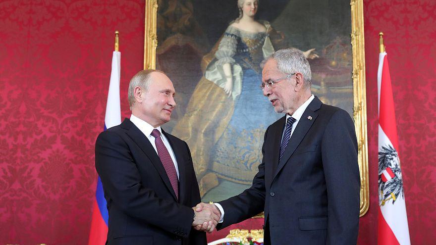 Австро-российские переговоры о бизнесе и санкциях